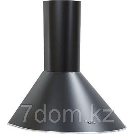 Вытяжка классика Elikor Эпсилон 60П-430 черный/серебро, фото 2
