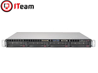 Сервер Supermicro 1U/Xeon 2274G 4,0GHz/16Gb/2x250Gb SSD/2x1Tb, фото 1