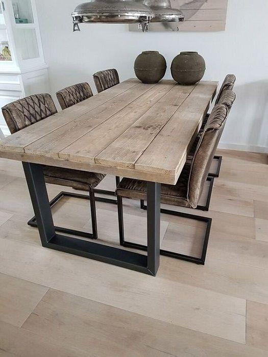 Гостинная мебель в стиле лофт - фото 5