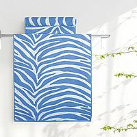 """Aquarelle Полотенце махровое  """"Мадагаскар""""  35х70 см. цвет синий"""