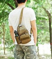 """Тактический однолямочный рюкзак """"Cool Walker"""""""