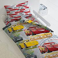 HOMY Комплект постельного белья  Соревнования,  HOMY  1.5 спальный