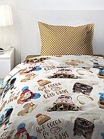 HOMY Комплект постельного белья  Зимние животные,  HOMY  1.5 спальный