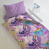 HOMY Комплект постельного белья Небесные пони,  HOMY  1.5 спальный