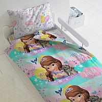 HOMY Комплект постельного белья   София и друзья,  HOMY  1.5 спальный
