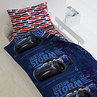 HOMY Комплект постельного белья   Джексон Шторм,  HOMY  1.5 спальный