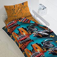 HOMY Комплект постельного белья Опасные гонки,  HOMY  1.5 спальный, фото 1
