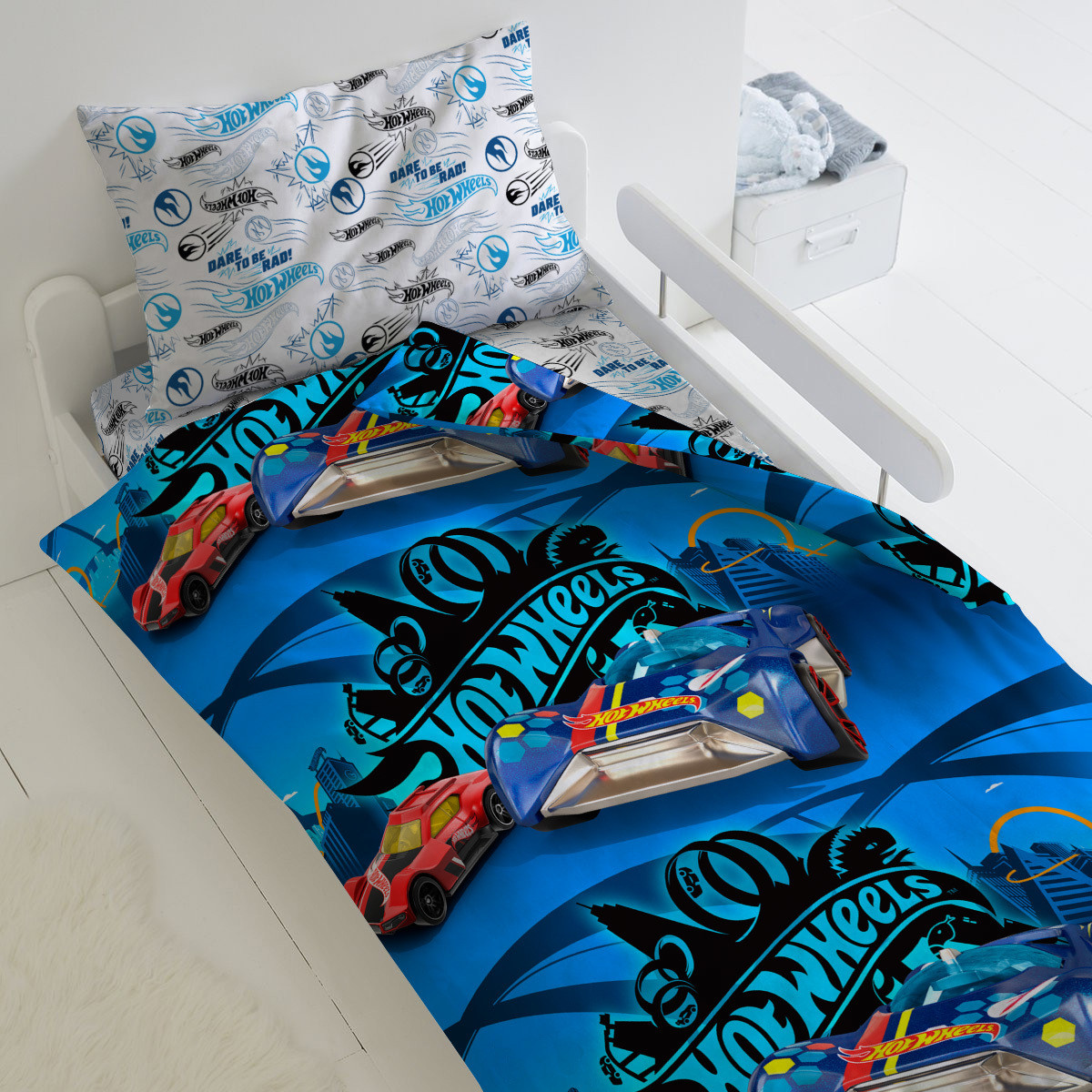 HOMY Комплект постельного белья Найт сити,  HOMY  1.5 спальный