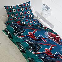 HOMY Комплект постельного белья  Тайна человека паука, Человек паук  HOMY  1.5 спальный, фото 1