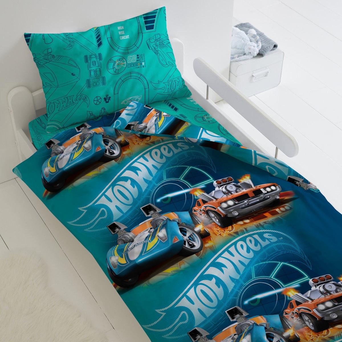 HOMY Комплект постельного белья Скорость,  HOMY  1.5 спальный