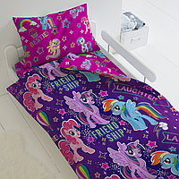 HOMY Комплект постельного белья Дружба НЕОН , HOMY  1.5 спальный, фото 1