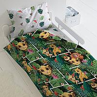 HOMY Комплект постельного белья В джунглях,  HOMY  1.5 спальный, фото 1