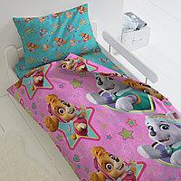 HOMY Комплект постельного белья Щенки рулят,  HOMY  1.5 спальный, фото 1