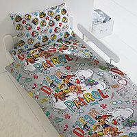 HOMY Комплект постельного белья Патруль мечты,  HOMY  1.5 спальный