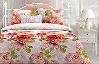Любимый дом Комплект постельного белья Садовый цвет, 1.5 спальный