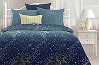 Любимый дом Комплект постельного белья Млечный путь, 1.5 спальный
