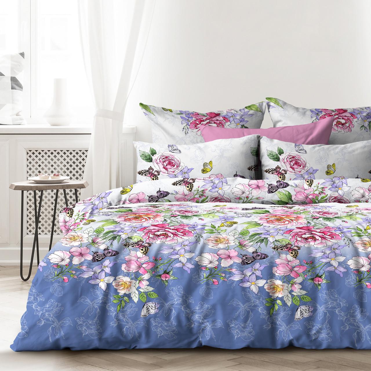 Любимый дом Комплект постельного белья Райский сад, 1.5 спальный