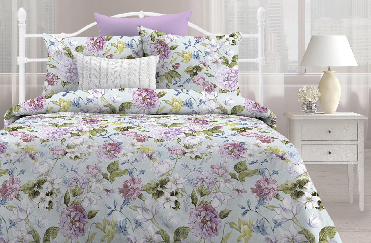 Любимый дом Комплект постельного белья  Нежное пробуждение, 1.5 спальный