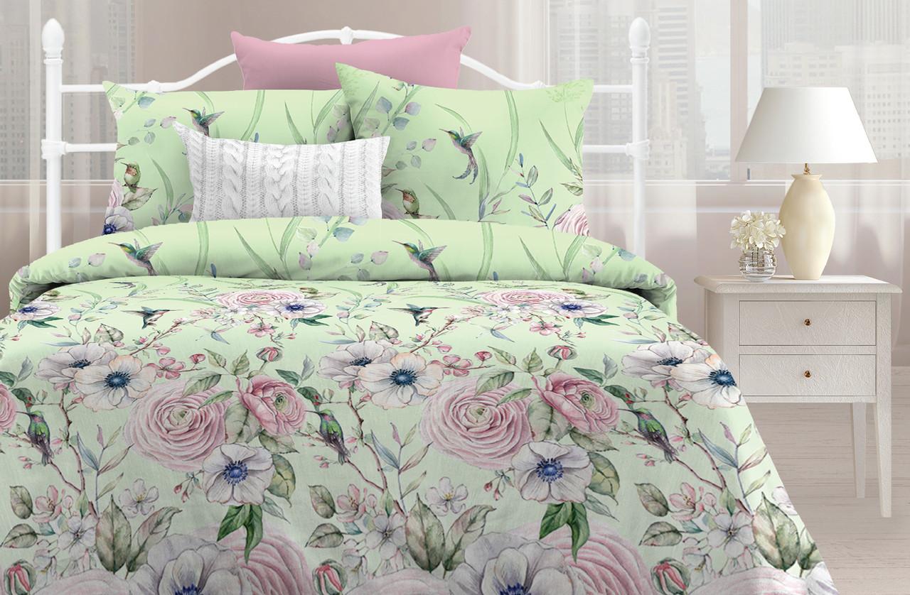 Любимый дом Комплект постельного белья  Тайное искушение, 2 спальный евро