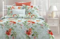 Любимый дом Комплект постельного белья   Гранат, 2 спальный евро