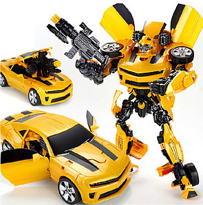 Робот - трансформер Shide Бамблби 2 в 1