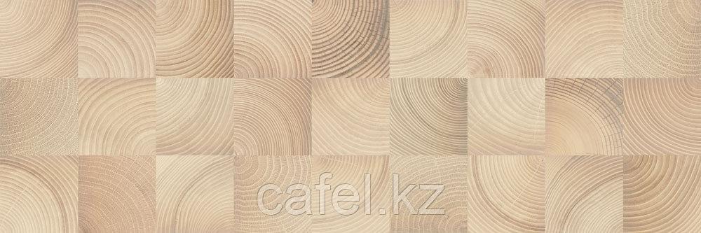 Кафель | Плитка настенная 25х75 Шиен | Shien 3Д бежевый