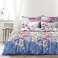 Любимый дом Комплект постельного белья Райский сад, 2 спальный евро