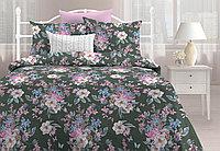 Любимый дом Комплект постельного белья  Весенний букет, 2 спальный евро