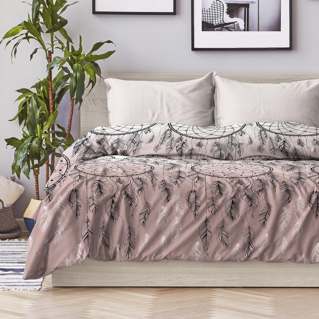 Patrizia КПБ Dream hunter, поплин, 2 спальный евро (наволочки 70х70), Patrizia