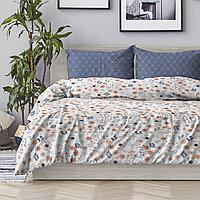 Patrizia КПБ Lovely 2 , поплин, 2 спальный евро (наволочки 70х70), Patrizia, фото 1