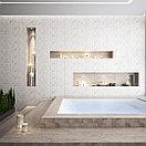 Кафель | Плитка настенная 50х50 Шиен | Shien 2 серый, фото 3
