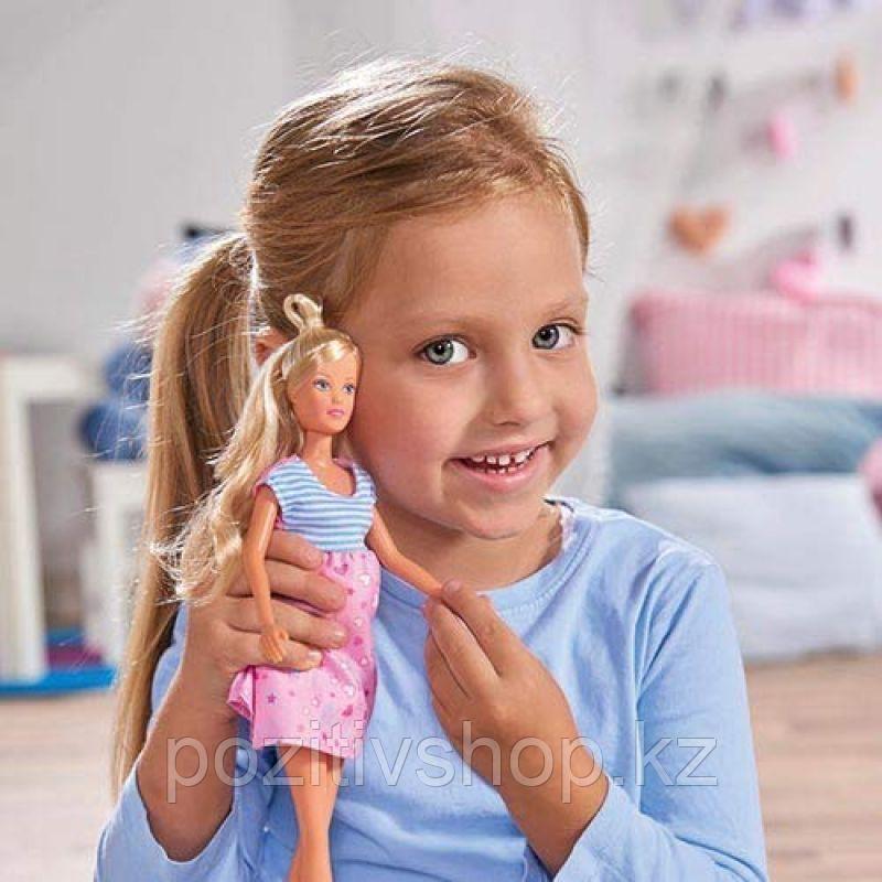 Кукла Штеффи с сюрпризом - Большая семья - фото 4