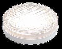 Светодиодный светильник для ЖКХ ЛУЧ-220-С 83ДА ДРАЙВ 8 Вт, акустический датчик, дежурный режим