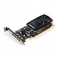 ВИДЕОКАРТА NVIDIA VCQP400DVIV2BLK-1 QUADRO P400 V2 2 GB GDDR5 PCI EXPRESS 3.0 X16 3 * MDP 1.4 SINGLE