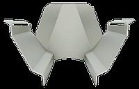 Усилитель камеры сгорания для печи Аврора 160 и Комета 180 Grill`D