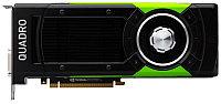 ВИДЕОКАРТА QUADRO P6000 (VCQP6000-PB) 24GB PCIE 4XDP1.4+DVI-D+3PIN 3D-STEREO 384-BIT 3840 CORES DDR5