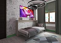 Шкаф-кровать трансформер «Dario Level» (ШКГ), фото 1