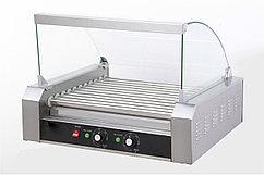 Роликовый гриль для жарки сосисок - 11 роликов Премиум