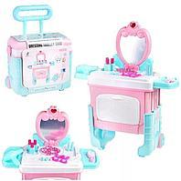 Туалетный столик 2 в 1 JD Toys со светом и музыкой