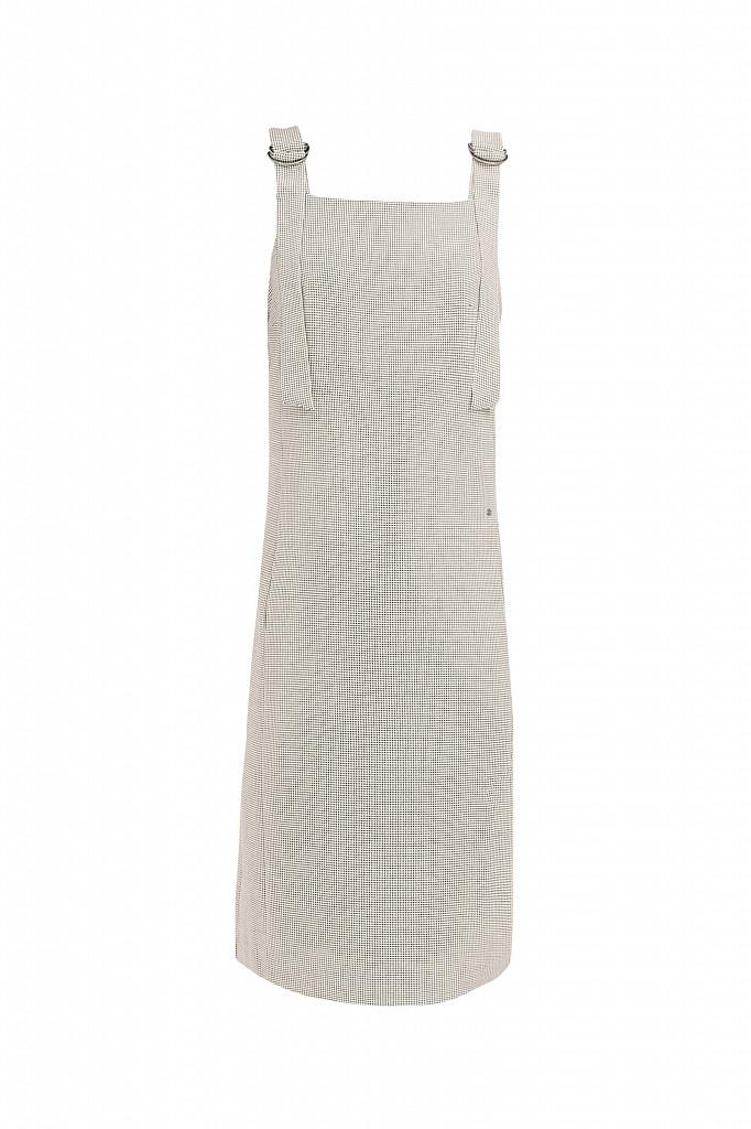 Платье женское Finn Flare, цвет светло-коричневый, размер XL - фото 7