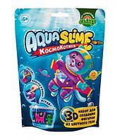 Набор для изготовления фигурок из цветного геля Aqua Slime 250 гр.