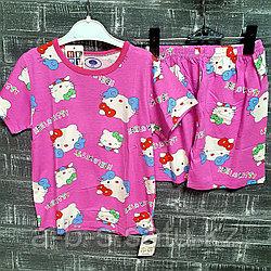 Детская пижама hello kitty