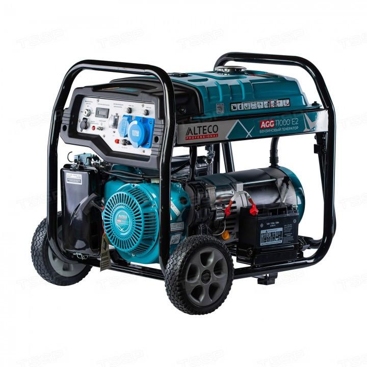 Бензиновый генератор ALTECO AGG 11000 E2