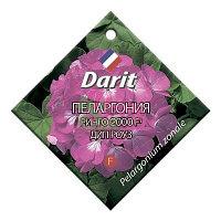 """Семена пеларгонии зональной Darit """"Ринго 2000"""" F1 Дип Роуз."""