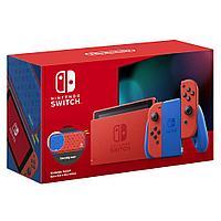 Игровая консоль Nintendo Switch Mario Special Edition