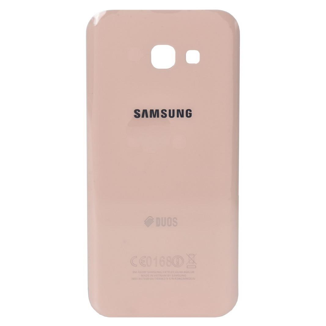 Задняя крышка Samsung Galaxy A5 (2017) A520 Pink