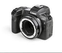 Canon EOS R Body + Mount Adapter Viltrox EF- R 2