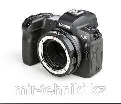 Canon EOS R Body + Mount Adapter Viltrox EF-EOS R  гарантия 2 года