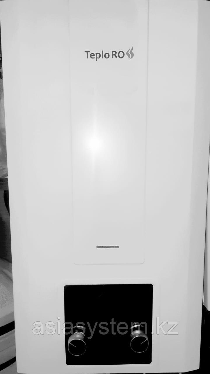 ТЕПЛОРОСС АПВГ 20M - 10л проточный газовый водонагреватель (колонка)