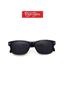 ПОДРОСТКОВЫЕ Очки тренажеры / перфорационные очки в Пластике